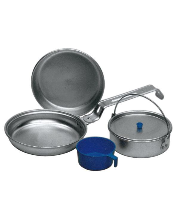 Alum Cook kit