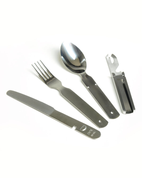 Knife/fork/spoon/CanOpener, 4 pc