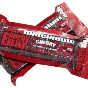 Millennium Food Bars - Cherry 6-pack
