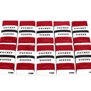 Pocket Tissue Packets