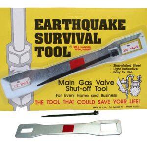 Gas Shut Off Tool