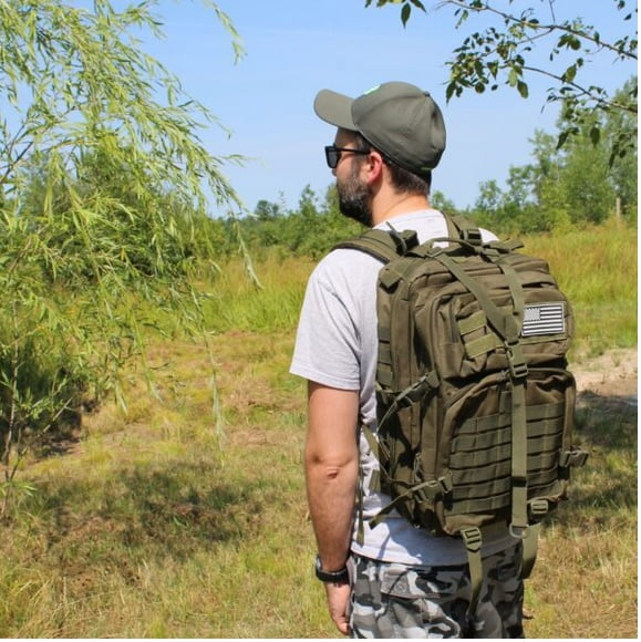 BackPack, 50 Liter, Field Use
